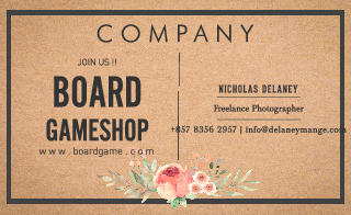 business card templates 103351